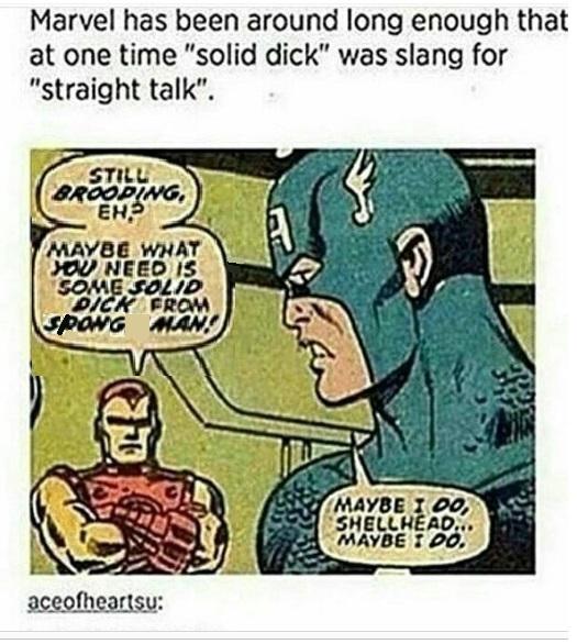 spong man