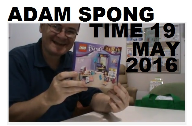 spong time  10  may
